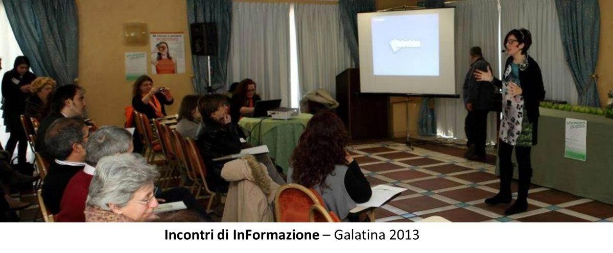 Incontri di InFormazione Concetta Strafella