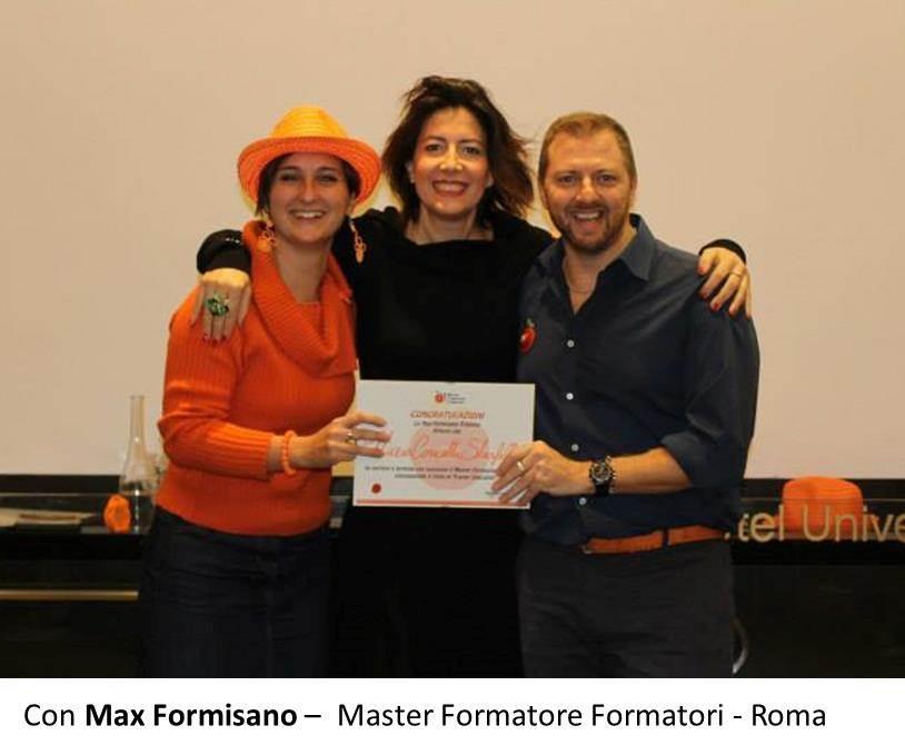Max Formisano Concetta Strafella