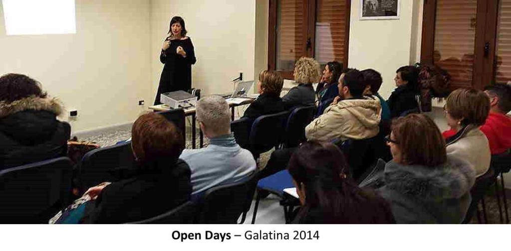 Open Days Concetta Strafella