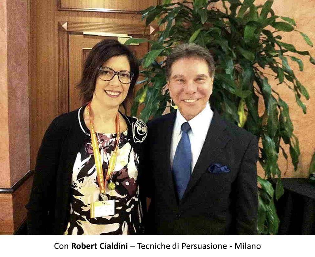 Robert Cialdini Concetta Strafella