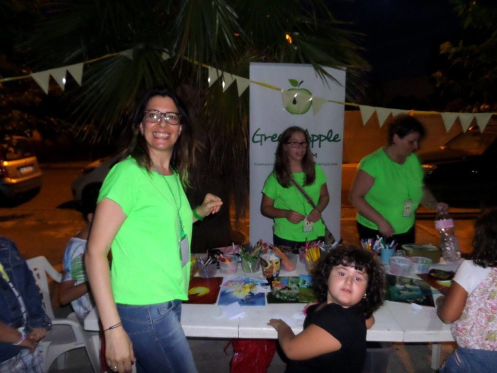Green Apple Team Neviano 1