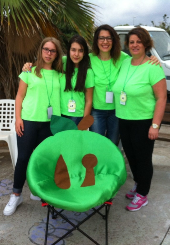 Green Apple Team Neviano 3
