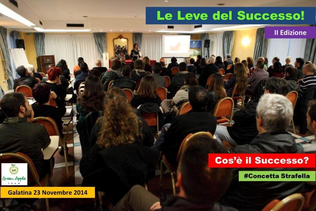 LE LEVE DEL SUCCESSO CONCETTA STRAFELLA