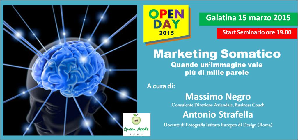 Marketing Somatico Green Apple Team Coaching Formazione web