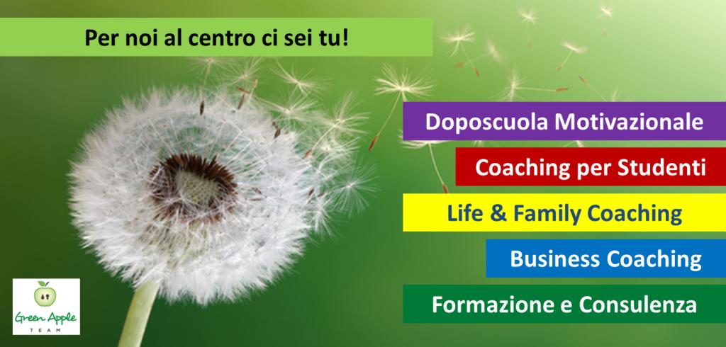 Open Day Green Apple Team Coaching Consulenza Formazione Lecce Puglia Servizi