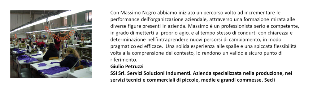 Giulio Petruzzi Green Apple Team Coaching Consulenza